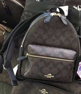 Authentic Coach backpack bnew US