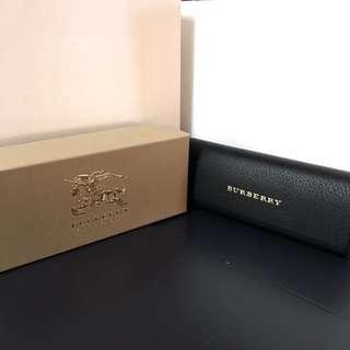 [全新] BURBERRY 正貨眼鏡盒