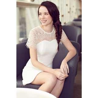 TCL Sandra Dropwaist Dress