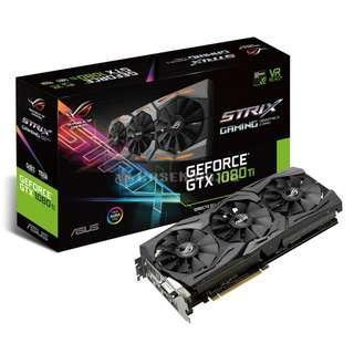 ASUS Strix Gaming 1080ti 11G