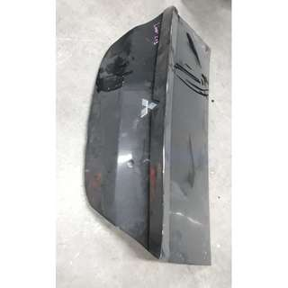 Lancer CS3 Rear Trunk Cover (aftermarket)