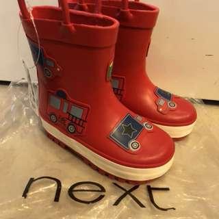 兒童水鞋 kid's rain-boots