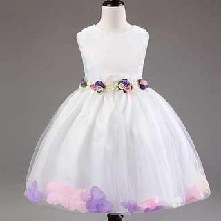Girls princess dress party dress (Clearance)