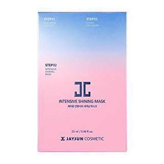 Jayjun Cosmetics Intensive Shining Mask 10pc