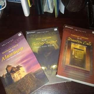 Novel Harlequin Nocturne