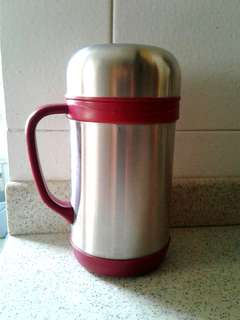 Stainless Steel Thermal Flask $3