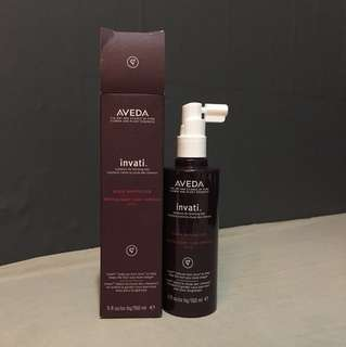 Aveda Invati Scalp Revitalizer Solutions for Thinning Hair 150ml