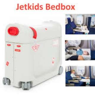 Jetkids Bed box Red color for rent