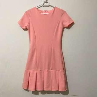 Pink Mini Golf Dress