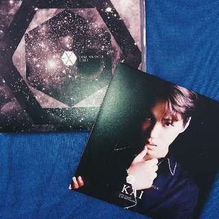 EXO KAI - COMING OVER VENUE VER.