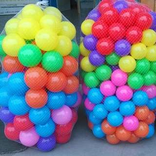 Prelove kids colour full ball 380pcs 5cm