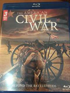The American Civil War/Gettysburg director's cut, blu ray