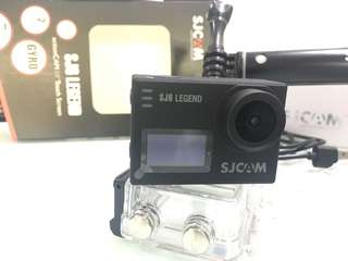 SJCAM SJ 6 Legend Action Camera Touch Screen