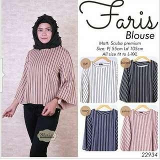 Faris blouse