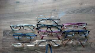 Spectacles depand on specticl with degree
