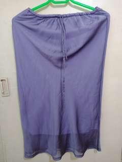 Pre-loved Violet Skirt