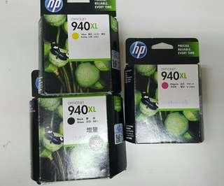HP 打印機墨 ink #940