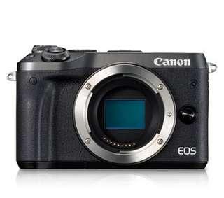 Canon EOS M6 (Body)