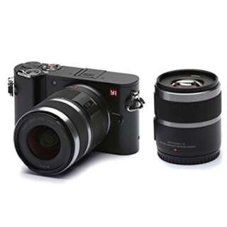 [Installment Plan] YI Mirrorless with Dual Lens Kit