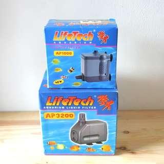 Jebo Lifetech Ap-1000 / 3200 Water Pump for Aquarium Fish Tank