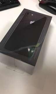 全新IPHONE 8 256gb