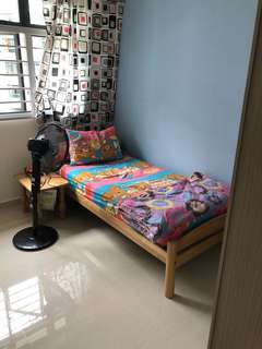 Common Room for rental at Jurong West Central 3