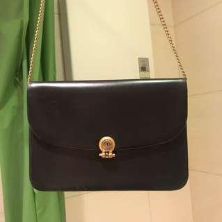 Dior vintage chain bag