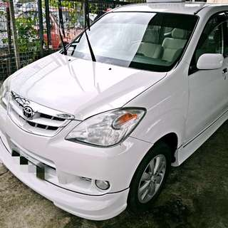 Toyota Avanza G 1.5 AT 2010