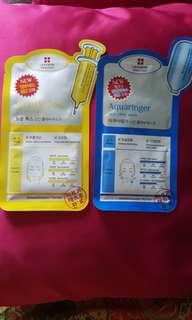 Face mask Wrinkle Tox & Aquaringer