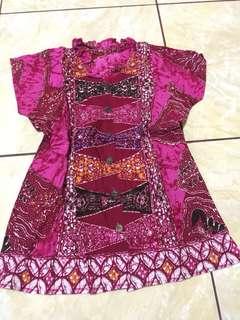 #MakinTebel Preloved Baju Batik