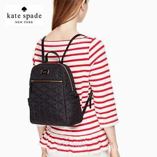 KATE SPADE WKRU4660 BACKPACK AVENUE QUILTING MINI HIRO