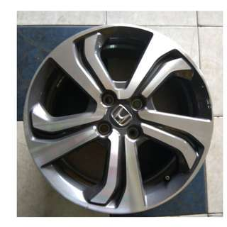 "Honda City 16"" Rims Original"