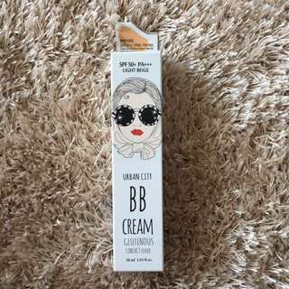 Urban City BB Cream Glutinous light beige