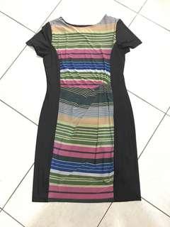 Rainbow dress by mint