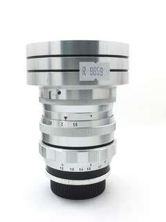 Enna Munchen 85mm F1.5 Ennalyt M42