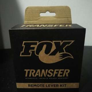 Fox remote transfer