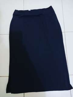 Pre-loved gray skirt