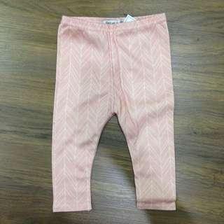 Organic cotton legging