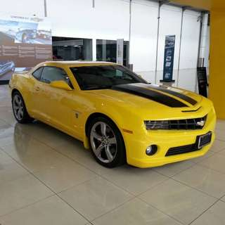 Chevrolet Camaro 5th genaratinon