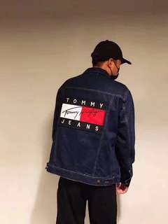Tommy Hilfiger jacket M L XL 20180306 初:::