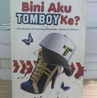 Novel Bini Aku Tomboy Ke?