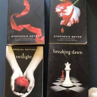 Twilight books
