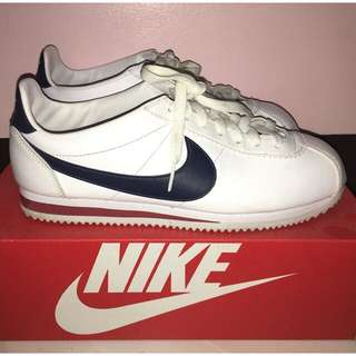 NIKE CLASSIC CORTEZ LEATHER (MENS)