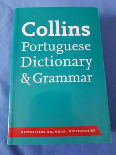 Collins Portuguese Dictionary & Grammar