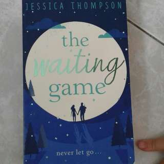 The Gift by Cecelia Ahern, The Waiting Game by Jessica Thompson