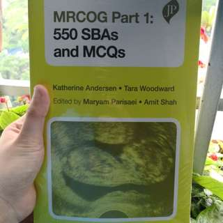 MRCOG MCQ