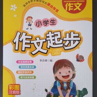 Lower Primary Composition book