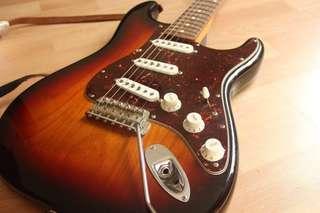John Mayer Signature Stratocaster