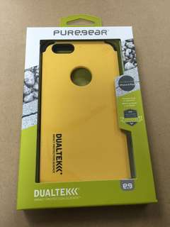 全新美國 Brand New PureGear Dualtek iPhone 6/6S Plus 手機殻