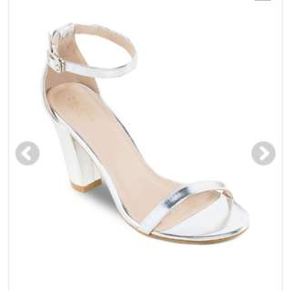 Zalora High Heel Sandals with ankle strap
